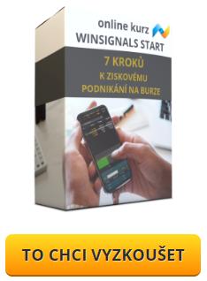 Online kurz Winsignals Start & 7 kroků kziskovému podnikání naburze